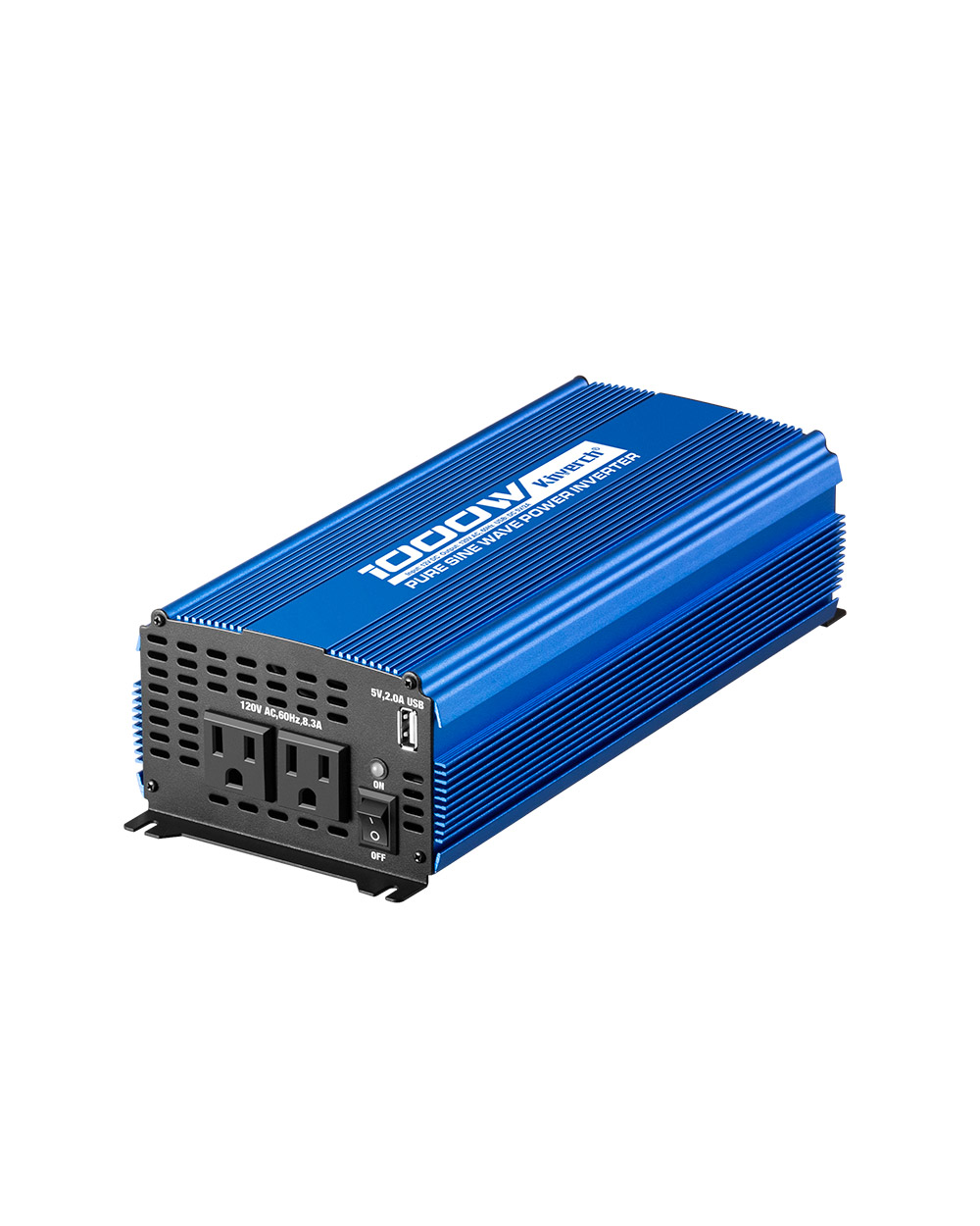 Kinverch 1000W Pure Sine Wave Power Inverter